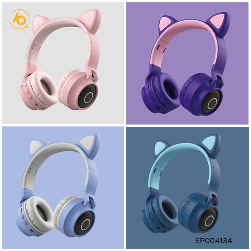 Tai nghe Bluetooth CAT EAR BT028C